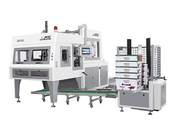 Automatic Multifunctional Box Forming Machine(Fruit Box Machine)